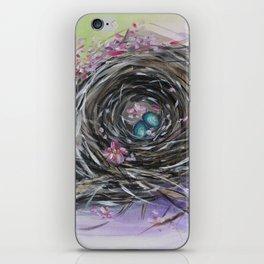 Nest iPhone Skin