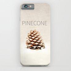 Pinecone iPhone 6s Slim Case