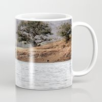 once upon a  time Mugs featuring Once upon a Time by Four Hands Art