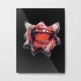 Dentist Accident Metal Print
