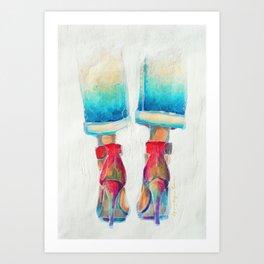 High-Ideals 2 Art Print
