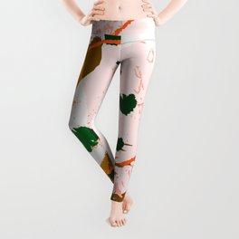 Textile 2 - paintier Leggings