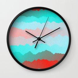 Human Condition Wall Clock