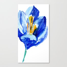 flower IX Canvas Print