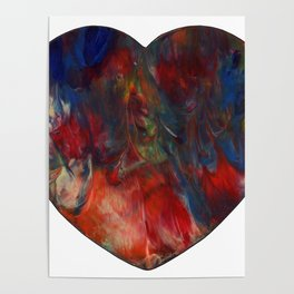Passion Heart Poster