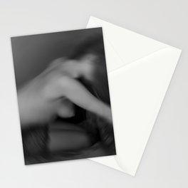 Naked Nude Model 64 Stationery Cards