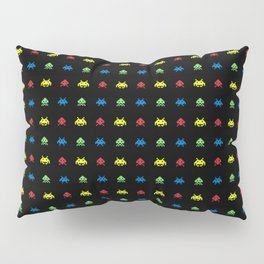 invaders in space Pillow Sham