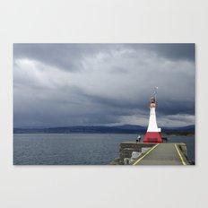 Stormwatch Canvas Print