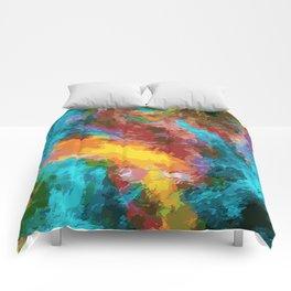 Color spots pattern Comforters