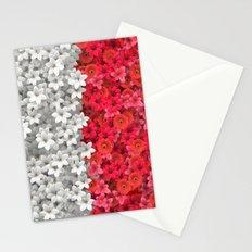 Boundary Flowers Stationery Cards