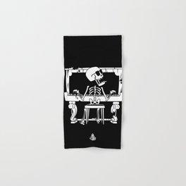 Piano ray Hand & Bath Towel