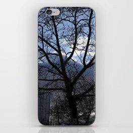 Symmetric Tree iPhone Skin