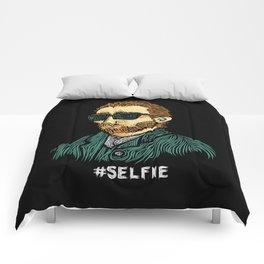 Van Gogh: Master of the #Selfie Comforters