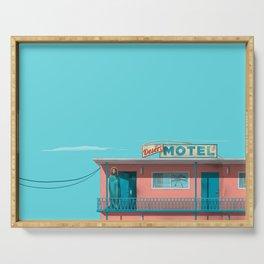 Motel Jesus Serving Tray