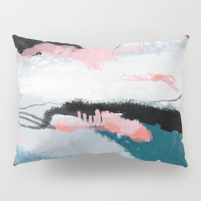snow mountain Pillow Sham