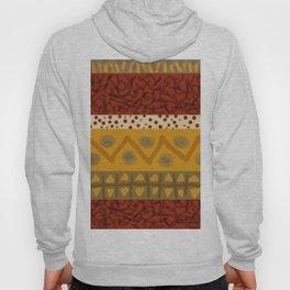 Africa Stripes pattern Hoody