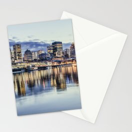 Montreal ice Stationery Cards