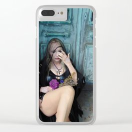 Tears Clear iPhone Case