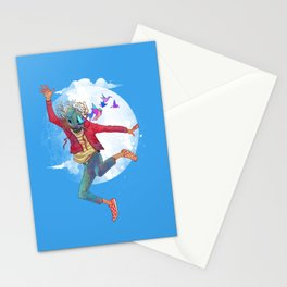 BIRDMAN Stationery Cards