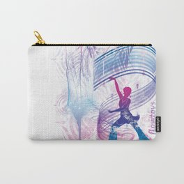 urban flow :: wand dance Carry-All Pouch