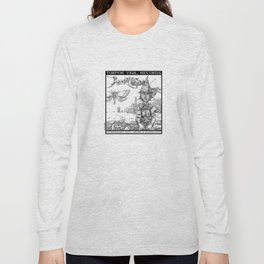 Songs of Elsewhere (Cover Detail for TVR Promo) Long Sleeve T-shirt