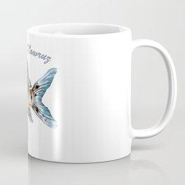 Happy Nowruz Shubunkin Goldfish Persian New Year Coffee Mug