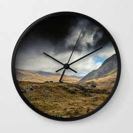 The Landscape Photographer Wall Clock