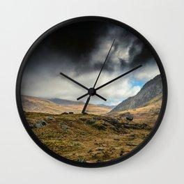 The Landscape Photographer Wall Clock