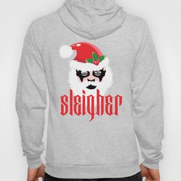 Sleigher | Christmas Xmas Parody Hoody