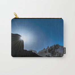 Patagonia Landscape Scene, Aysen, Chile Carry-All Pouch