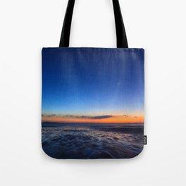 Quiet Sea Tote Bag