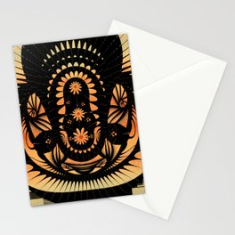 Graphic summer design II Stationery Cards