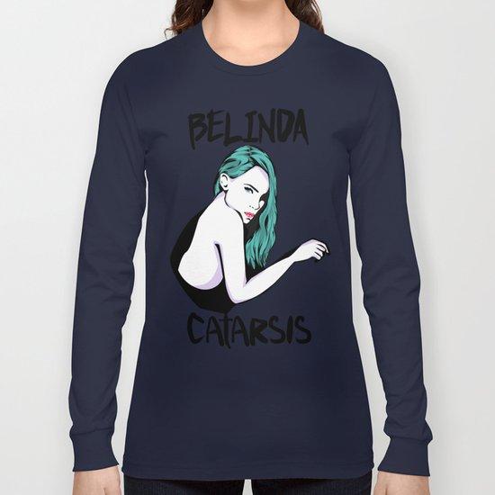 Belinda: Catarsis Long Sleeve T-shirt