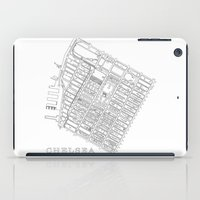 chelsea iPad Cases featuring Chelsea by DRAW NORTH