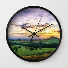 Captain Cook Country Wall Clock
