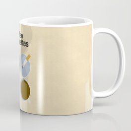 Coffee and Cigarettes Coffee Mug
