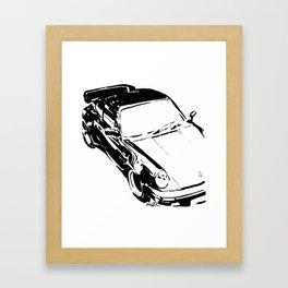 911 Series Framed Art Print