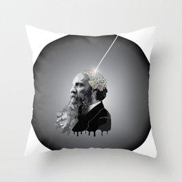 George MacDonald Throw Pillow