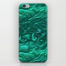 Liquid Metal. iPhone & iPod Skin
