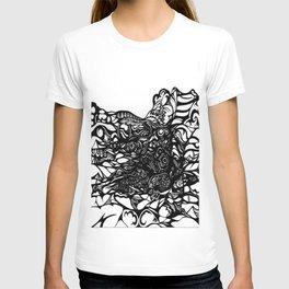 Leaking T-shirt