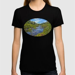Idyllic River View T-shirt