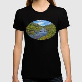 Idyllic River View T-shirt