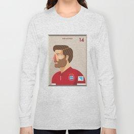 Xabi Alonso Long Sleeve T-shirt