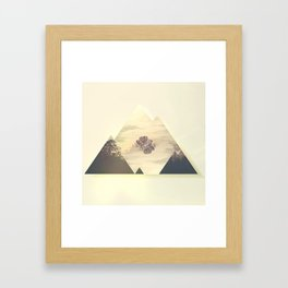 Trees (iPhone Created) Framed Art Print