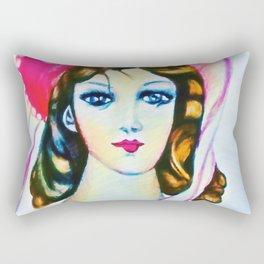 Pinkie remix Rectangular Pillow