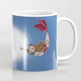 A Real Mermaid Coffee Mug