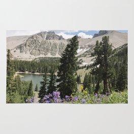 Nevada Summer Wildflowers Rug