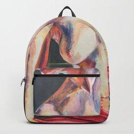 Nude Dancer Backpack