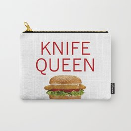 KNIFE QUEEN Carry-All Pouch