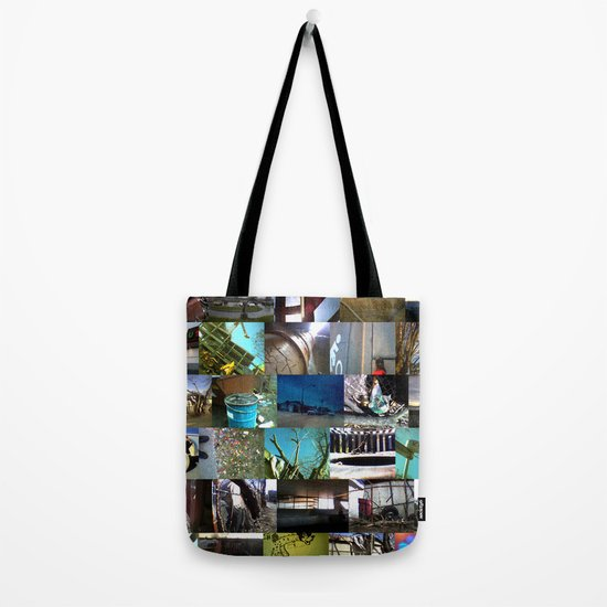 """good kid, m.A.A.d city"" by Cap Blackard Tote Bag"